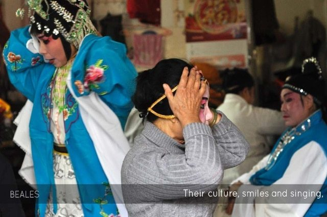 Guilin Opera Backstage Photography Session